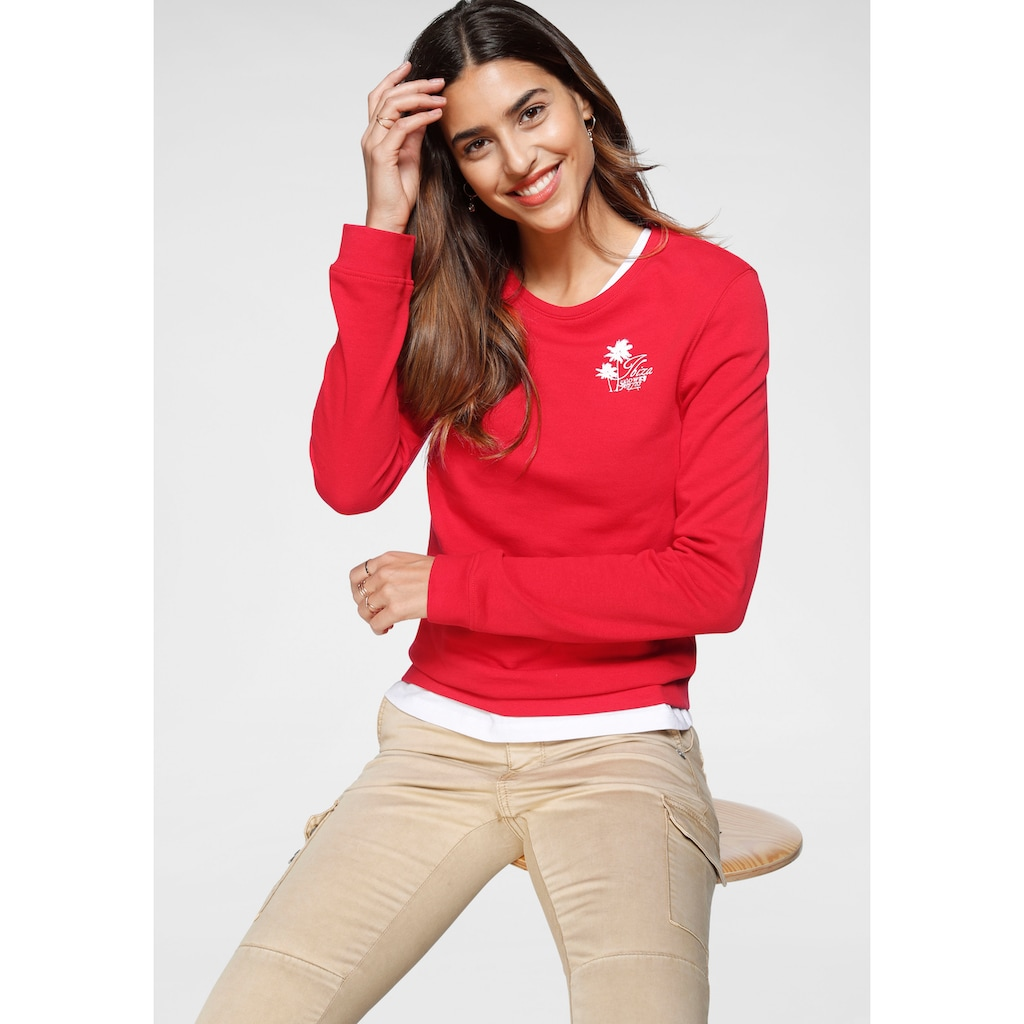 TOM TAILOR Polo Team Sweatshirt