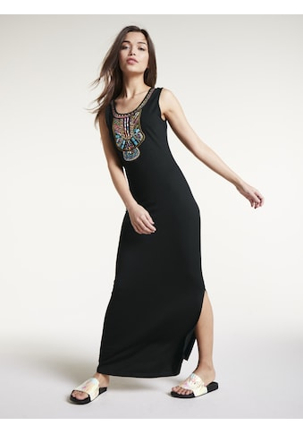 LINEA TESINI by Heine Jerseykleid, mit Schmuckapplikation kaufen