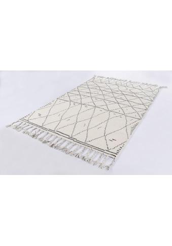 Teppich, »Nomad«, TOM TAILOR, rechteckig, Höhe 5 mm, handgewebt kaufen