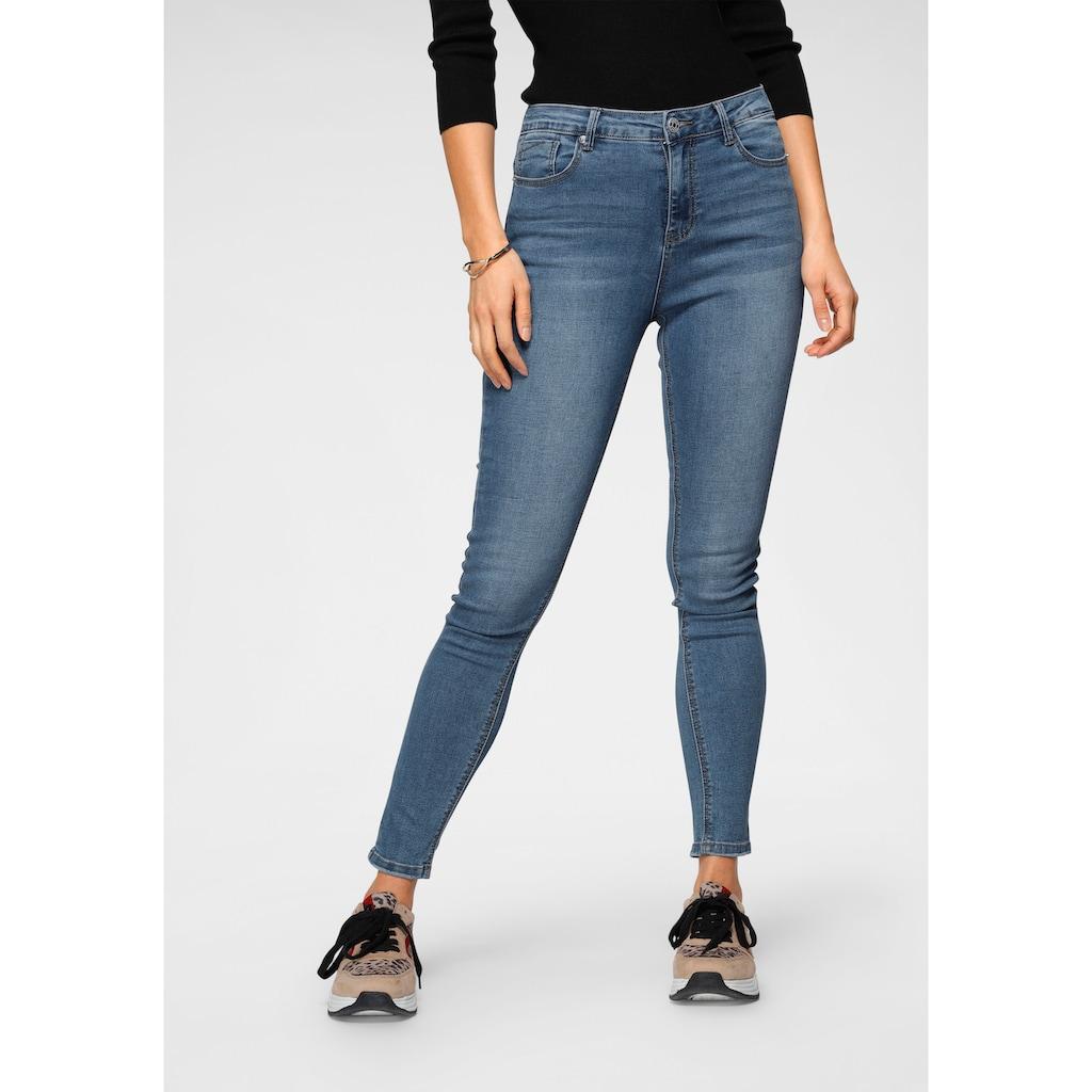 HaILY'S Skinny-fit-Jeans, knöchelfrei