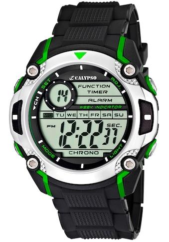 CALYPSO WATCHES Chronograph »Digital For Man, K5577/3« kaufen