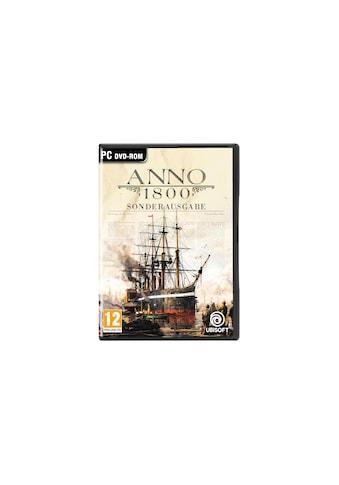 UBISOFT Spiel »Anno 1800 Sonderausgabe«, PC, Special Edition kaufen
