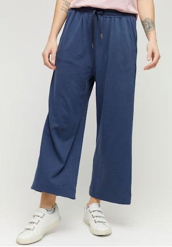 MAZINE Culotte »Chilly«, sommerliche Hose mit Seitentaschen kaufen