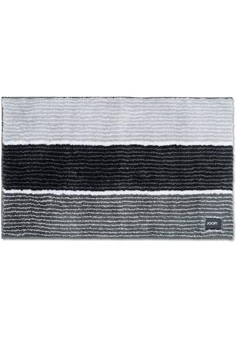 Joop! Badematte »Lines«, Höhe 20 mm, rutschhemmend beschichtet, fussbodenheizungsgeeignet kaufen