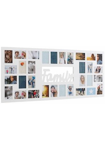 INOSIGN Galerierahmen »Family«, für 32 Bilder kaufen