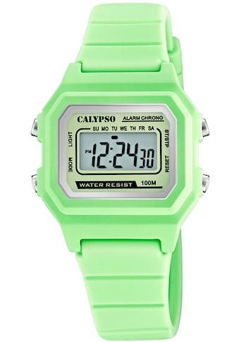 CALYPSO WATCHES Chronograph »Digital Crush, K5802/1« kaufen