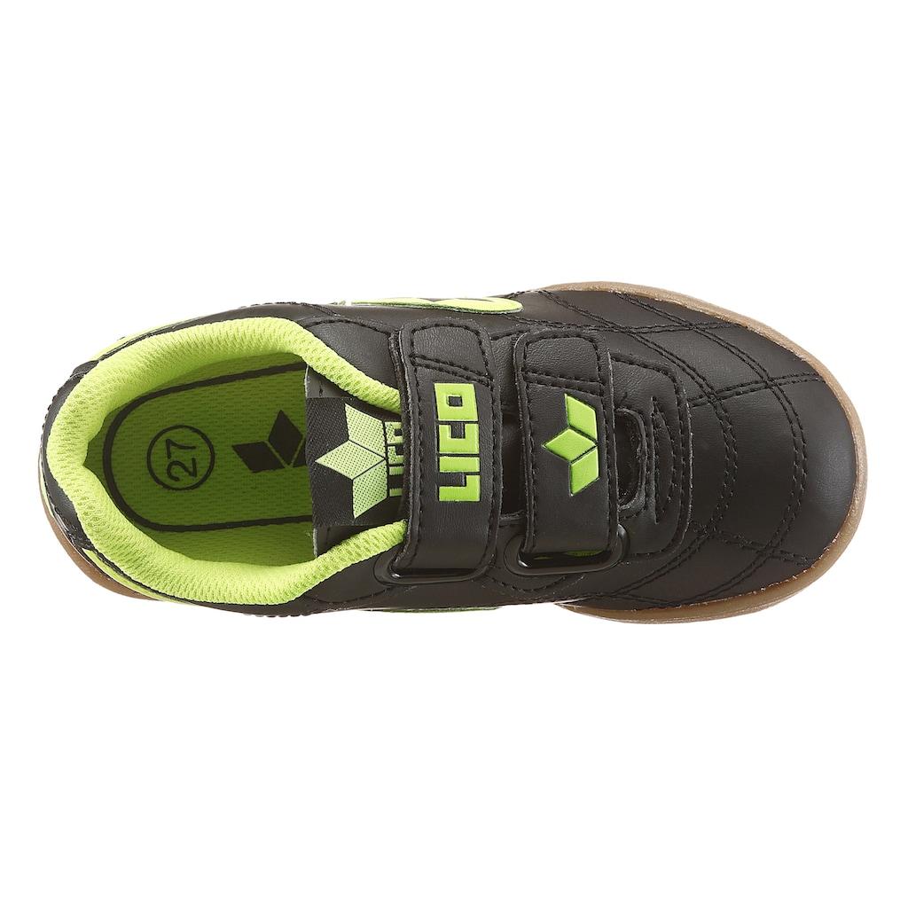 Lico Sneaker »Bernie V«, für den Hallensport geeignet