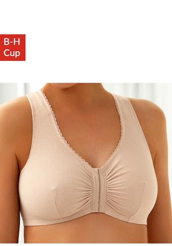 GLAMORISE Baumwoll - BH mit T - Rücken »1908« kaufen