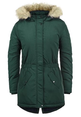 JACQUELINE de YONG Parka »Paola«, warme Jacke mit abnehmbarer Kapuze kaufen