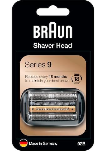 Braun Ersatzscherteil »Series 9 92B«, kompatibel mit Series 9 Rasierern kaufen