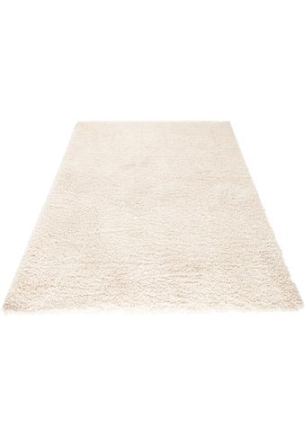 Hochflor - Teppich, »Venice«, MINT RUGS, rechteckig, Höhe 45 mm, maschinell gewebt kaufen