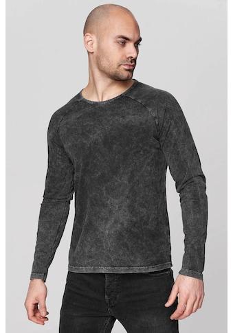 trueprodigy Langarmshirt »Premium Basic Tristan«, Raglan kaufen