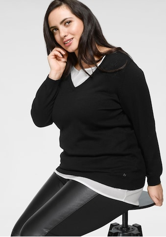GMK Curvy Collection 2 - in - 1 - Pullover kaufen