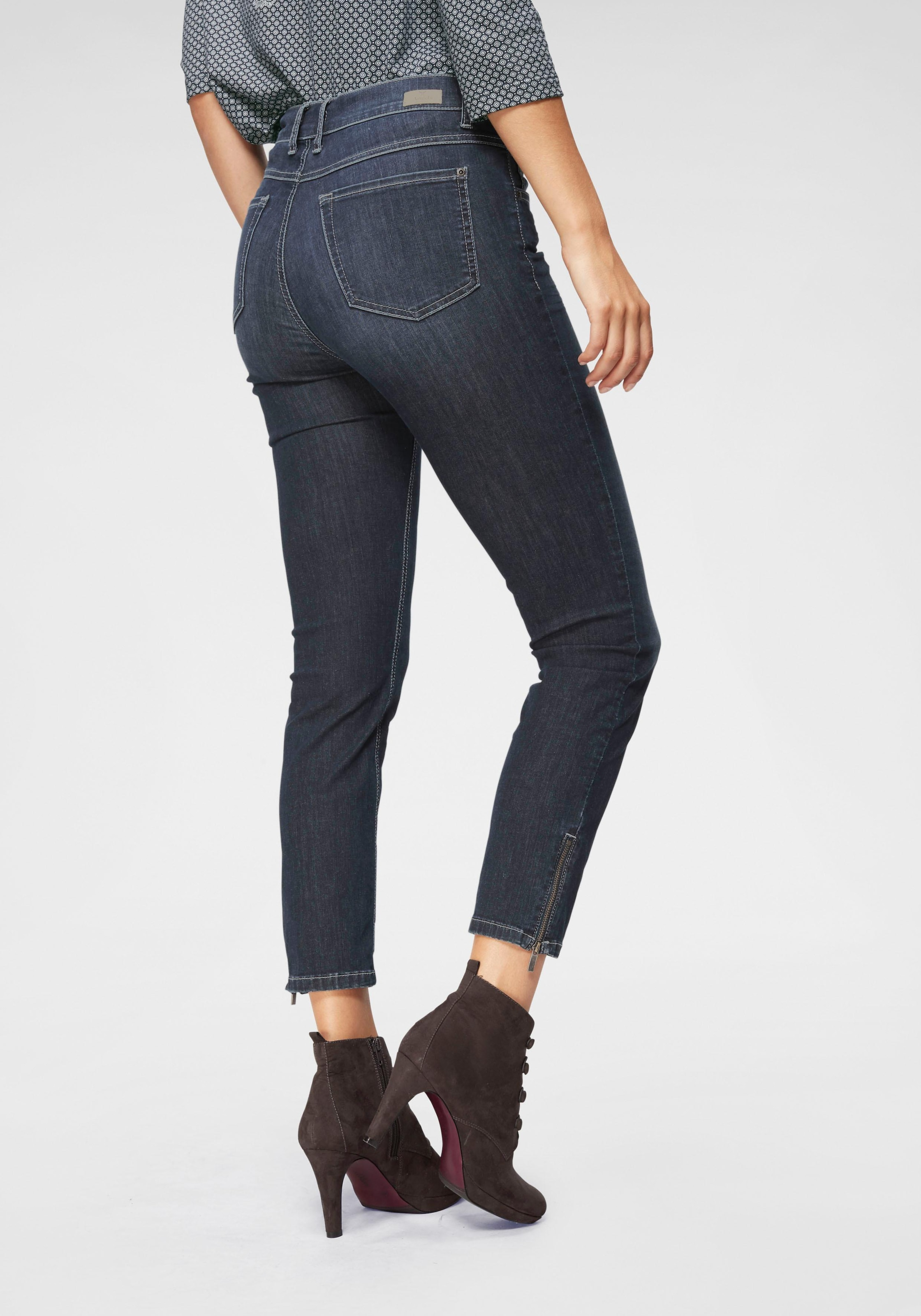 Image of ANGELS Ankle-Jeans »Skinny Ankle«