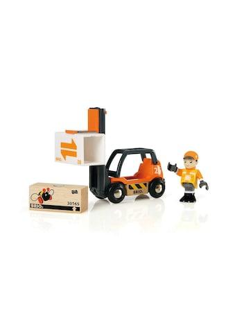 BRIO® Spielzeug-Auto »Gabelstapler« kaufen