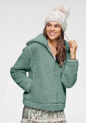 Boysen's Sweatshirt, aus weichem Plüsch kaufen