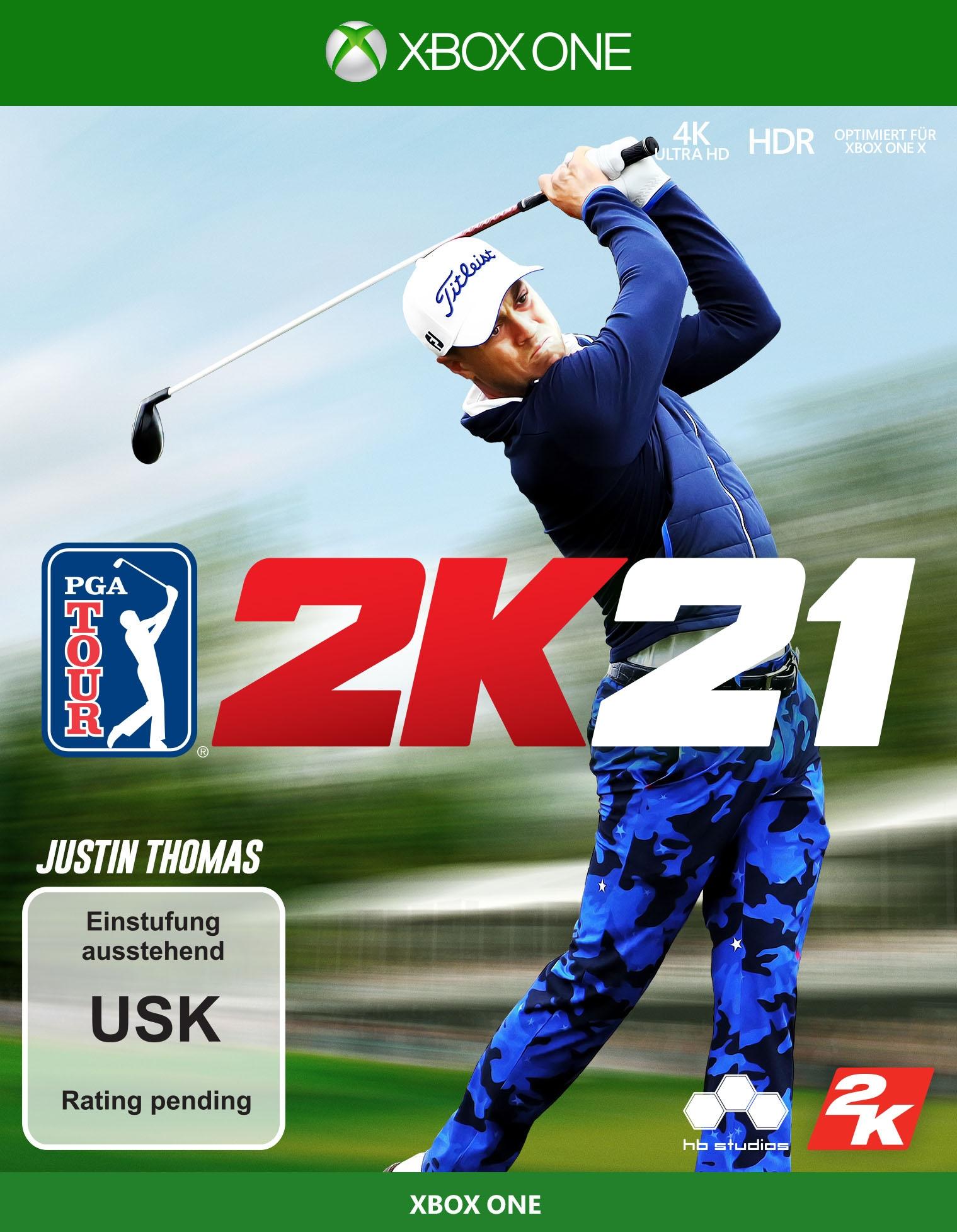 Image of 2K Spiel »PGA TOUR 2K21«, Xbox One