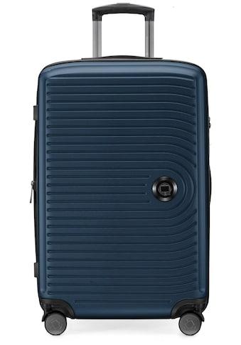 """Hauptstadtkoffer Hartschalen - Trolley """"Mitte, dunkelblau, 68 cm"""", 4 Rollen kaufen"""