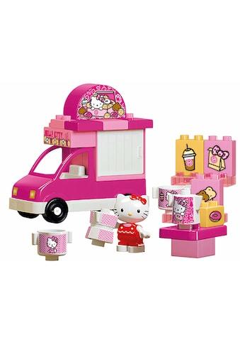 BIG Spielbausteine »BIG-Bloxx Hello Kitty Eiswagen«, (26 St.) kaufen