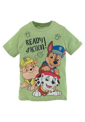 PAW PATROL T-Shirt »Ready 4 action!« kaufen