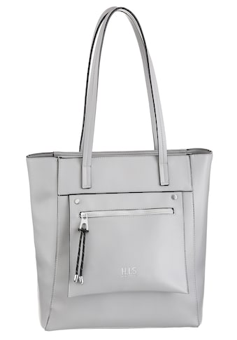 H.I.S Schultertasche, mit silberfarbenen Details kaufen