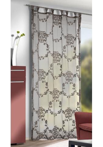 WILLKOMMEN ZUHAUSE by ALBANI GROUP Vorhang »Ulm«, HxB: 245x140, Schlaufenschal mit... kaufen