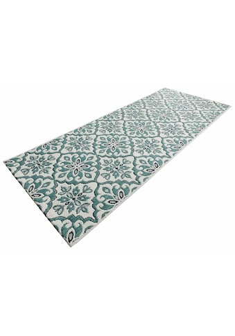 Zala Living Läufer »Jewels«, rechteckig, 8 mm Höhe, Flachgewebe kaufen