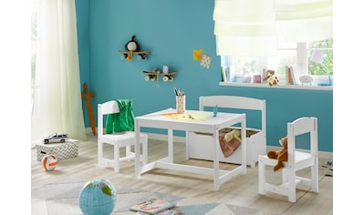 Hoppekids Kindersitzgruppe, (Set, 4 tlg.) kaufen