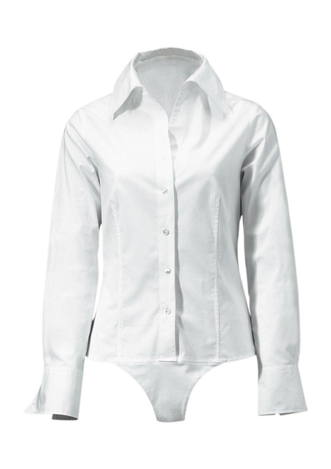 Image of Aniston SELECTED Blusenbody, mit tiefem Ausschnitt