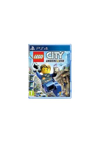 Warner Spiel »LEGO City Undercover«, PlayStation 4 kaufen