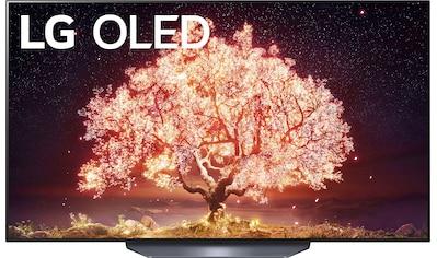 """LG OLED-Fernseher »OLED77B19LA«, 195 cm/77 """", 4K Ultra HD, Smart-TV, (bis zu 120Hz)-α7... kaufen"""