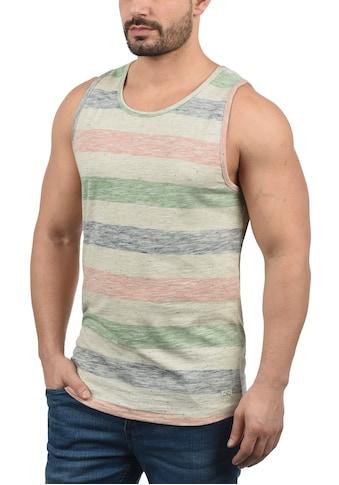 Blend Tanktop »Afkinas«, ärmelloses Shirt mit Streifen kaufen