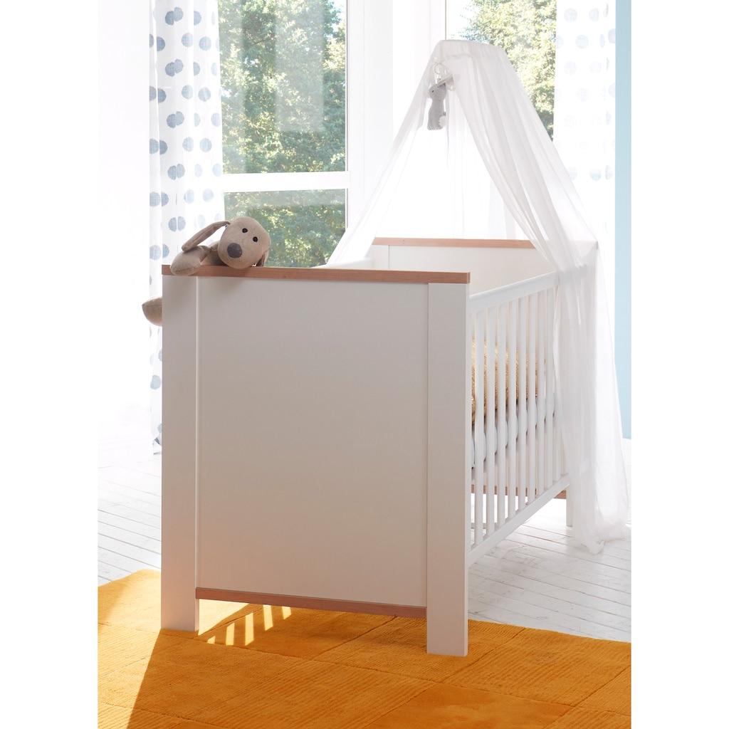 Babybett »Adele«, mit Schlupfsprossen