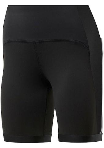 Reebok Shorts »BIKE SHORT«, In grossen Grössen kaufen