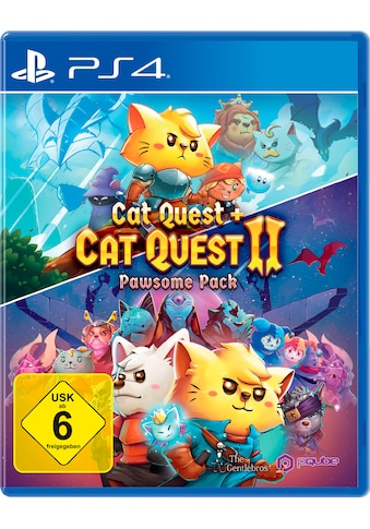 Spiel »Cat Quest 2 (inkl. Cat Quest 1)«, PlayStation 4 kaufen