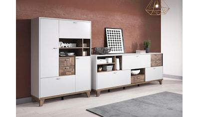 TRENDMANUFAKTUR Wohnwand »Move«, (Set, 2 tlg.) kaufen