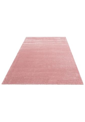 andas Teppich »Thea«, rechteckig, 20 mm Höhe, Pastelfarben, Wohnzimmer kaufen