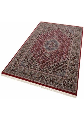 THEKO Orientteppich »Benares Bidjar«, rechteckig, 12 mm Höhe, reine Wolle,... kaufen