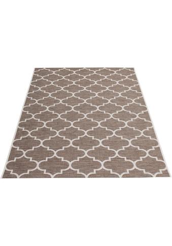 andas Teppich »Valon«, rechteckig, 7 mm Höhe, Indoor und Outdoor geeignet, Wohnzimmer kaufen