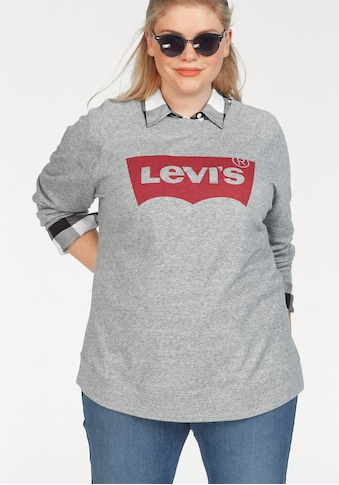 Levi's® Plus Sweatshirt »Relaxed Graphic Crew« kaufen