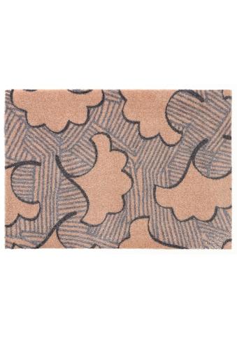 ELLE DECORATION Fussmatte »Leaf«, rechteckig, 7 mm Höhe, Schmutzfangmatte kaufen