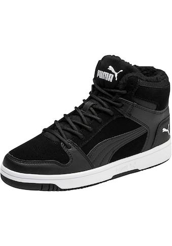 PUMA Sneaker »Puma Rebound Layup Fur SD Jr« kaufen