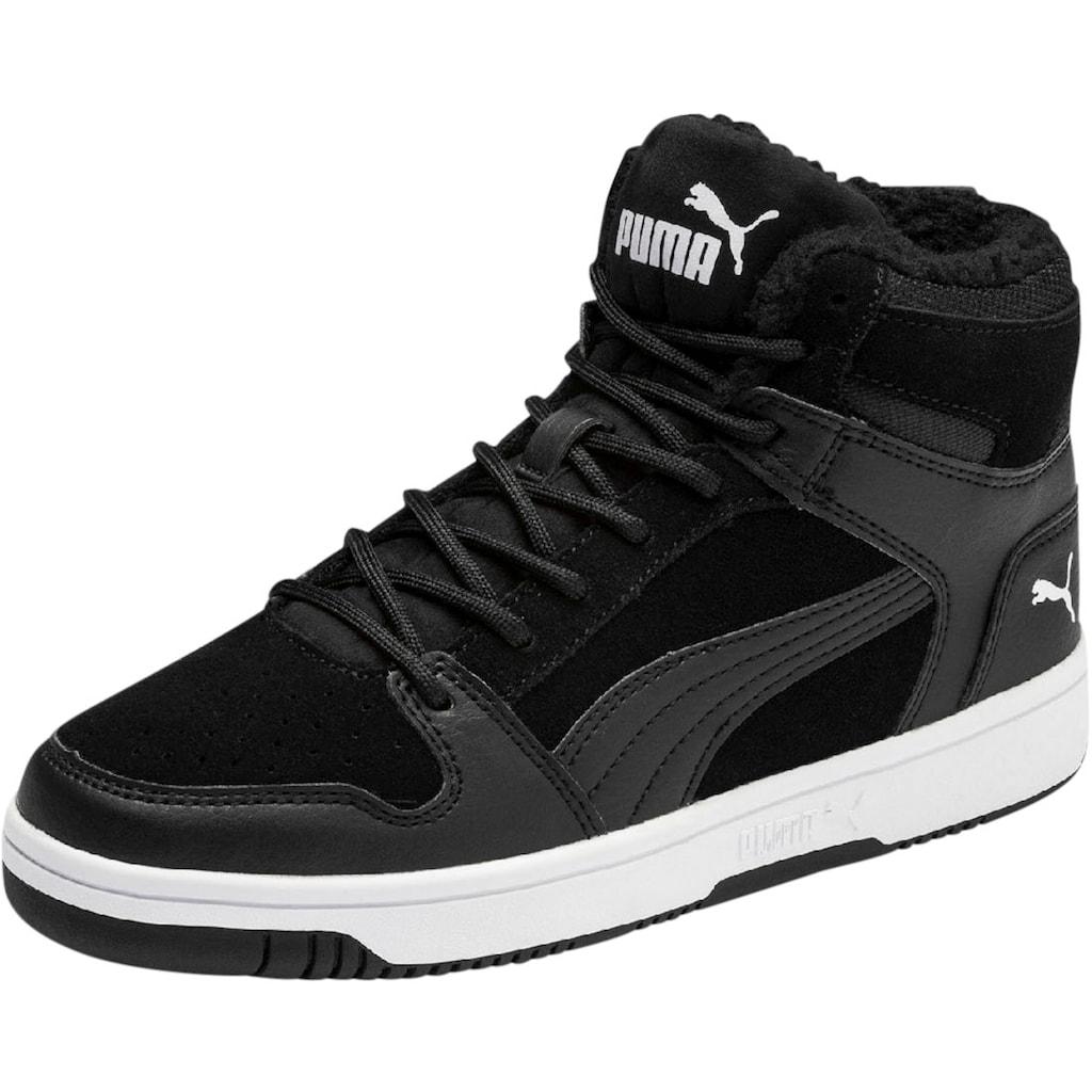 PUMA Sneaker »Puma Rebound Layup Fur SD Jr«