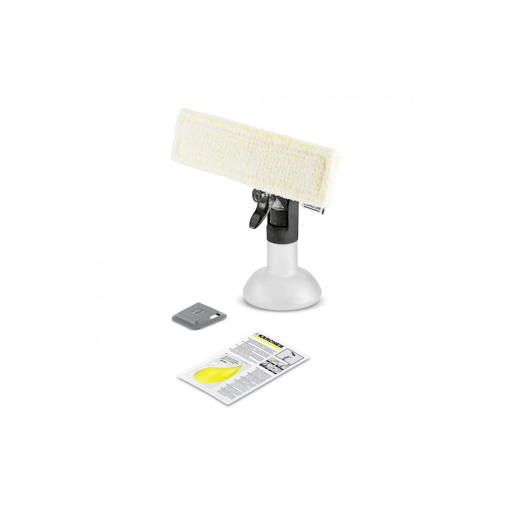 KÄRCHER Fensterreiniger »Sprühflaschen-Set Extra Transparent«