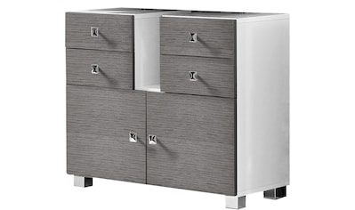Schildmeyer Waschbeckenunterschrank »Bozen«, Breite 72,1 cm, Türen mit... kaufen