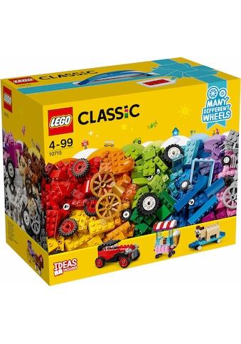 LEGO® Konstruktionsspielsteine »Kreativ-Bauset Fahrzeuge (10715), LEGO® Classic«, (442... kaufen