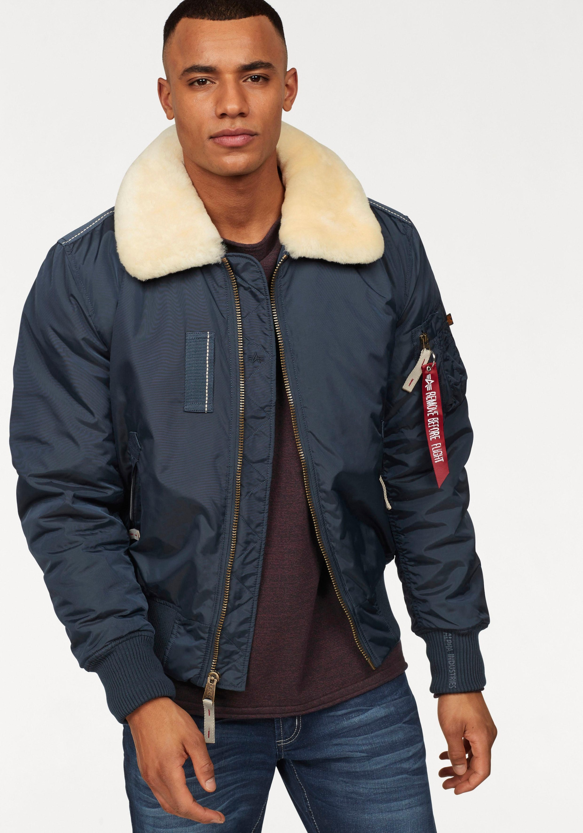 Image of Alpha Industries Bomberjacke »INJECTOR III«