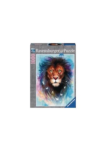 Ravensburger Puzzle »Majestätischer Löwe« kaufen