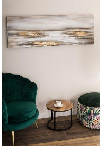 Home affaire Ölbild »Sea«, Masse (B/T/H): 150/3,8/50 cm kaufen