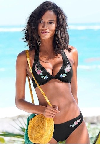 Sunseeker Bügel-Bikini, mit Stickerei kaufen
